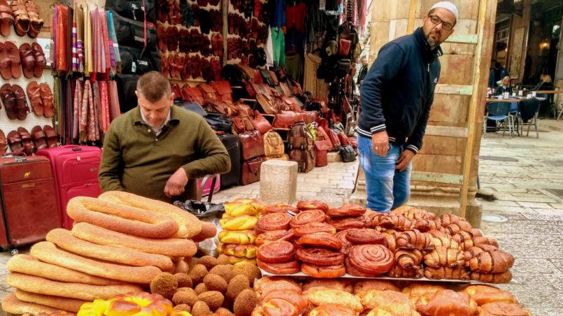 Street side vendors