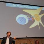 Prof. Stockinger spricht über die immunologische Synapse