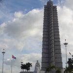 Jose Marti Denkmal, Havana