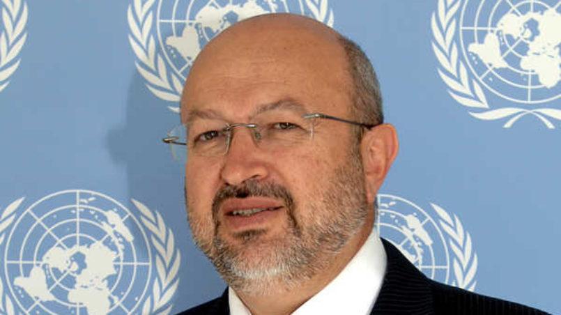 OSZE-Generalsekretär Lamberto Zannier