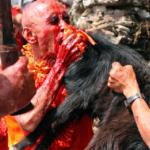 Gadhimai-priest