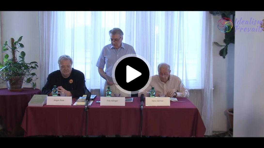 Videobild-Diskussionsteilnehmer