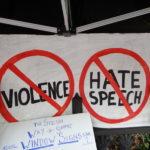 Keine Gewalt - Keine Hassreden