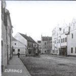 Slavonice - Altstadt