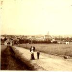 Slavonice - Landschaft