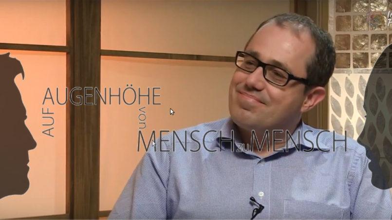 Auf Augenhöhe von Mensch zu Mensch mit Hannes Hausbichler