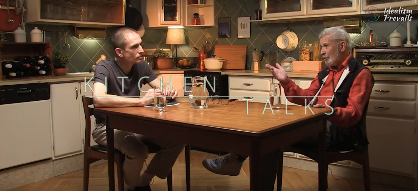 KITCHENTALKS mit Valentin Hampejs
