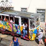 Titelbild-Portugal-Lissabon-Straßenbahn