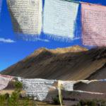 Prayerflags in Ladakh