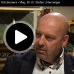 Lernen anders: Auswege aus der Schulmisere - Mag. Dr. Dr. Stefan Unterberger