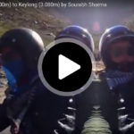 Day 2: From Koksar (3.500m) to Keylong (3.080m) by Sourabh Sharma
