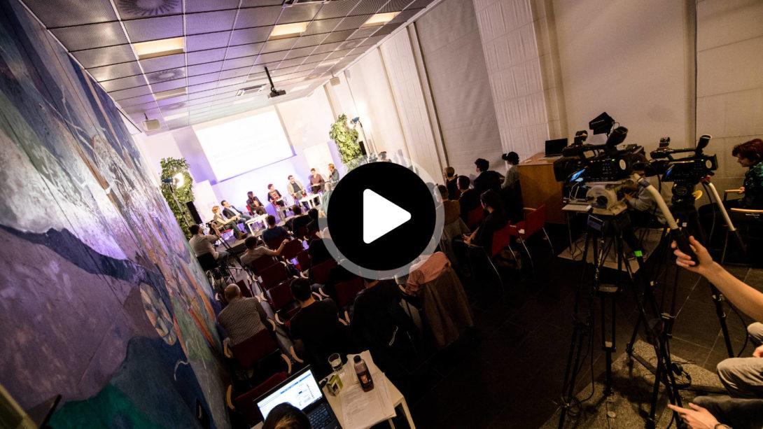 Videobild-Solidarität am Prüfstand-Panel