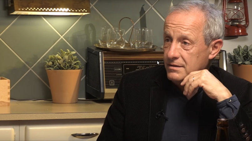 Dr. Peter Pilz bei KITCHENTALK