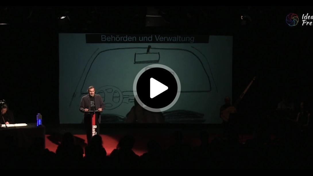 Videobild-Big Brother Awards 2017