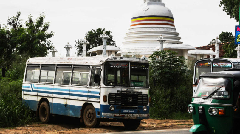 Local bus, Sri Lanka 2