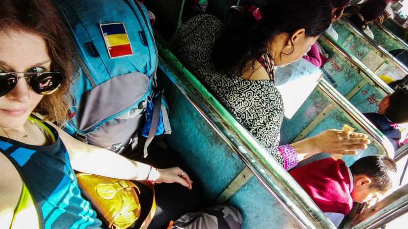 Linienbus, Indien