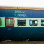 Sleeper train, India