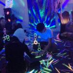 Glühstaberl fangen