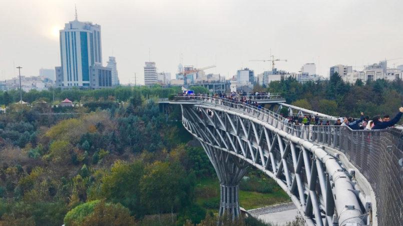 die Tabi'at Brücke