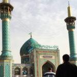 Die Moschee von Imamzadeh Saleh