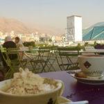 Café Florian's terrace