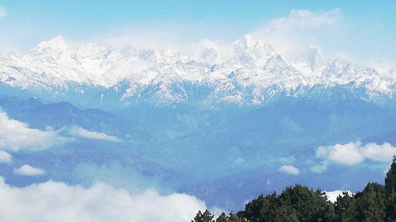 Himalaya-Gebirge