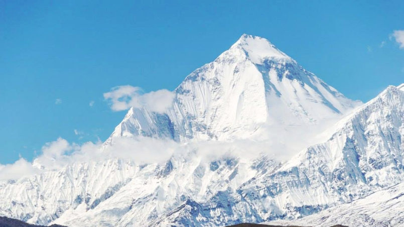 Mount Everest Berg