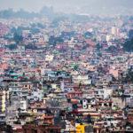 Kathmandu from Nagarjuna