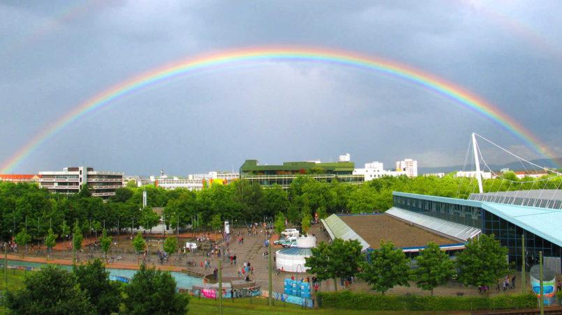 Karlsruhe_Regenbogen