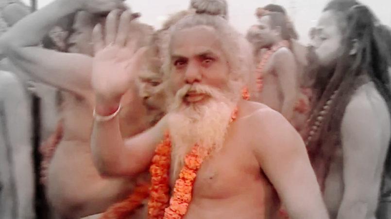 Yogis at Kumbh Mela 1