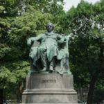 Goethe_monument_-_Vienna-