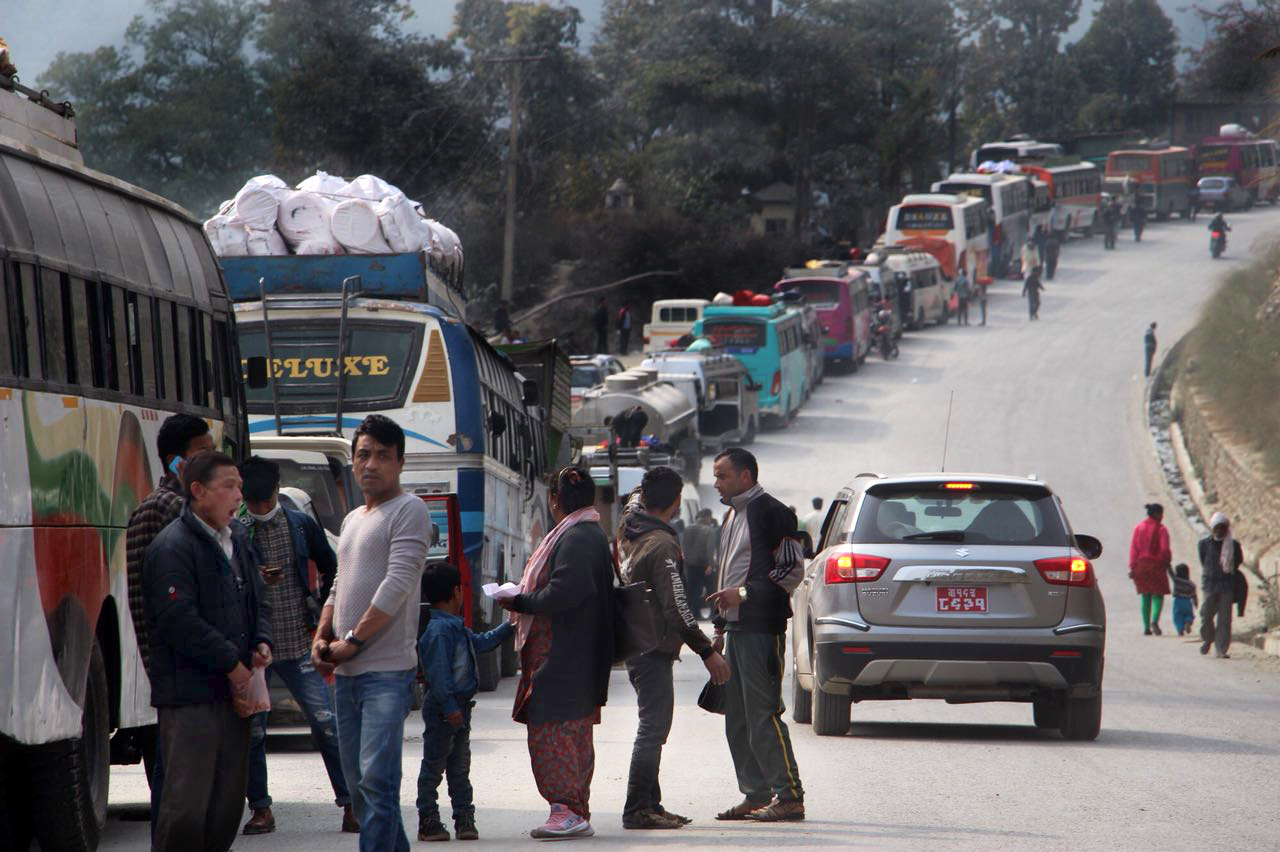 Road Traffic Injuries in Nepal - Idealism Prevails