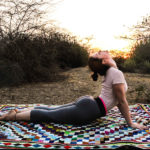 Bhujangasana or Cobra pose-