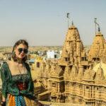 Jain Temple Jasailmer-