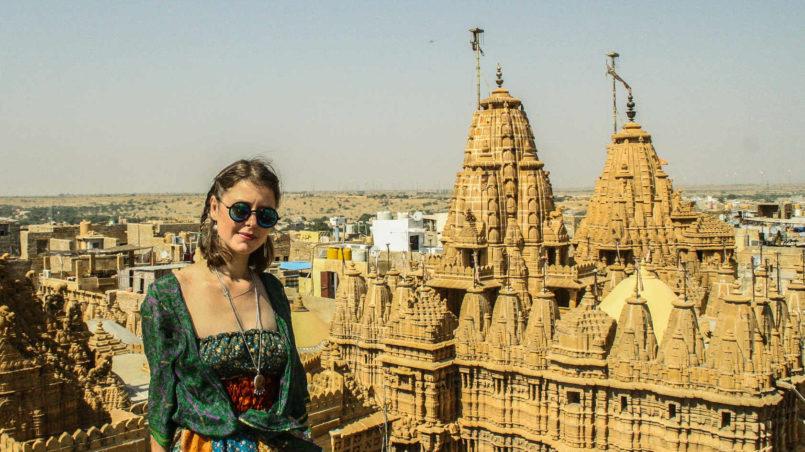 Jain Temple Jasailmer