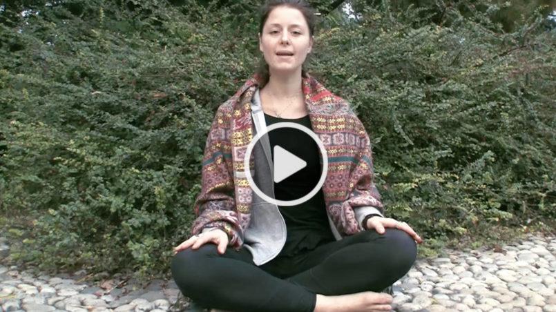 Chanting Mantras: Om