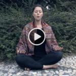 Pranayamas (Atemübungen): wechselnde Nasenlochatmung (Pranayama 9), Bhramari (Bienenatmung), Bauchatmung (Pranayama 4)