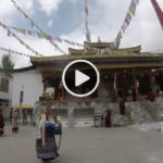 Ladakh und Naropa festival Video