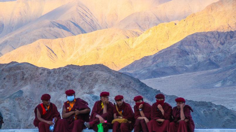 Lamas Ladakh & Naropa festival