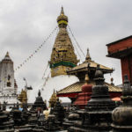 Swayambhunath Stupa (Monkey Temple), Kathamandu, Nepal