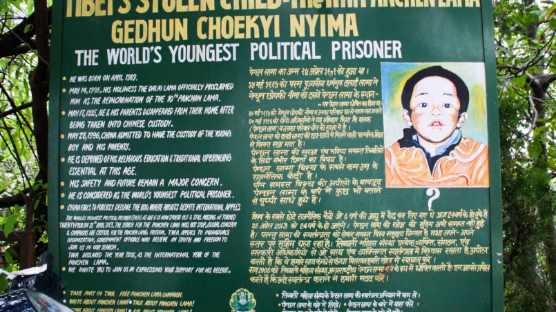 Tibet´s stolen child, the worldst youngest political prisoner_edited